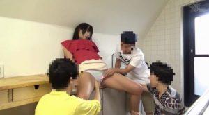 高杉麻里 300x166 - 【高杉麻里】お姉さんがショタチンポでエロハプニング