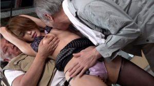 君島みお 300x169 - 【君島みお】工員たちの怒りを買った未亡人にレイプの災難