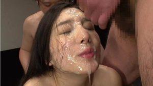 古川いおり 300x169 - 【古川いおり】ファン感イベント大量ぶっかけ 顔面精子パック