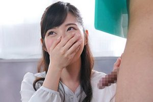 ちょうどいい美人 老舗有名ホテルの日本料亭で働く着物の似合う正社員お 300x201 - 【神代りま】見つめてキスして大人のエロス 形の良いおっぱいの美人 デビュー作