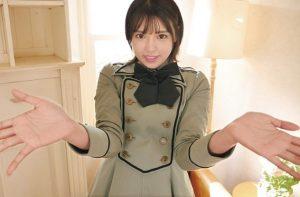 AVデビュー 依田まの 300x197 - 【依田まの】おっとり美少女 アイドルなのにこんなに変態って… 衝撃のマゾ性癖までカミングアウト デビュー作